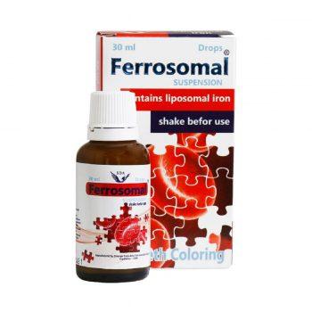 Simorgh-Darou-Attar-Ferosomal-Iron-Drop
