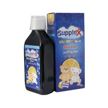 Supplex-Multi-Vitamin-With-Iron-Syrup-300-ml