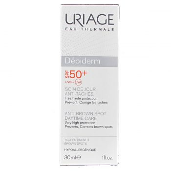Uriage-Depiderm-Sunscreen-SPF50-Cream-30-ml