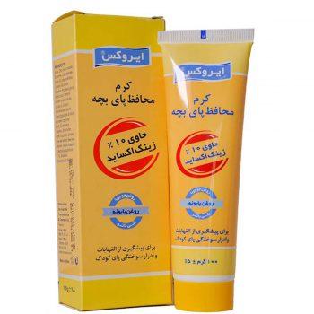 کرم-محافظ-پای-بچه ایروکس-داروخانه تهران-داروخانه آنلاین