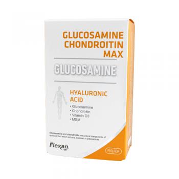 Fisher-Flexan-Glocosamine-Chondroitin-Max-Table